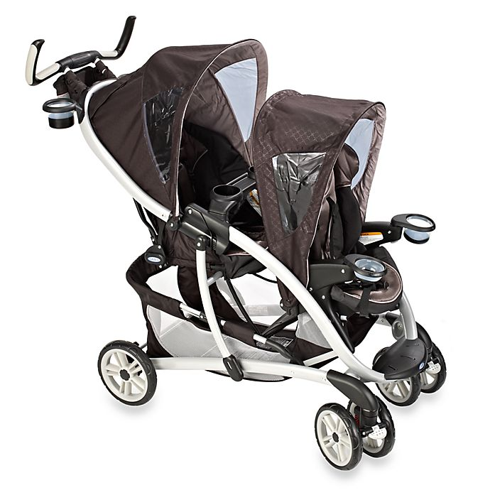 Graco Quattro Tour Duo Stroller Flint Buybuy Baby