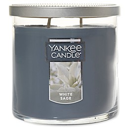 Yankee Candle® White Sage Medium Tumbler Candle