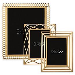 Olivia & Oliver® Picture Frame in Gold