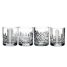 Waterford® Lismore Revolution Double Old Fashioned Glasses (Set of 4)