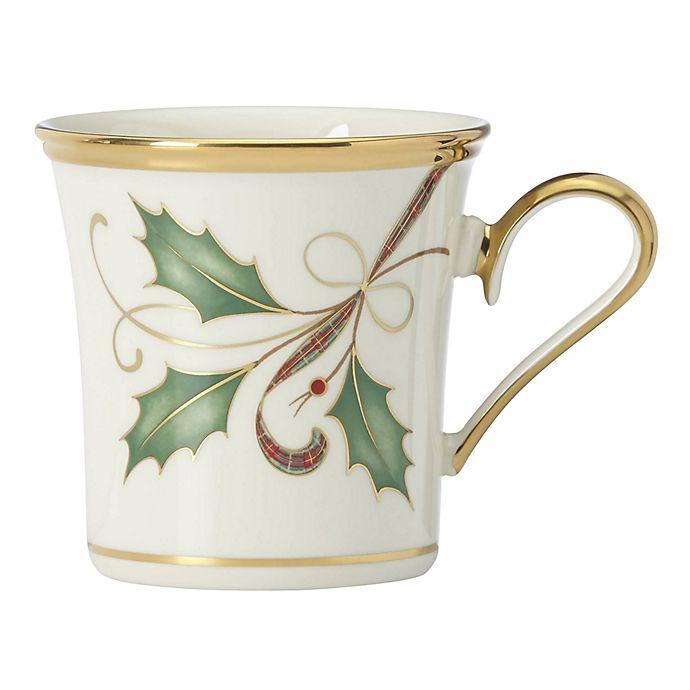 Lenox 174 Holiday Nouveau Gold Mug Bed Bath And Beyond Canada