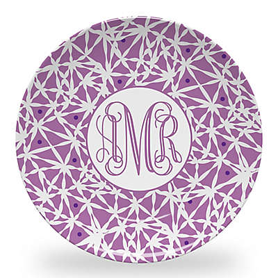 Carved Solutions Elements Dinner Plate in Lavender