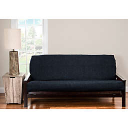 SIScovers® PoloGear Belmont Loveseat Futon Cover in Deep Blue