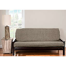 SIScovers® PoloGear Belmont Twin Futon Cover in Greystone