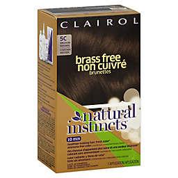 Clairol® Natural Instincts 5C Brass-Free Medium/Brown