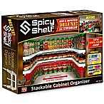 Spicy Shelf™ Deluxe Stackable Shelf