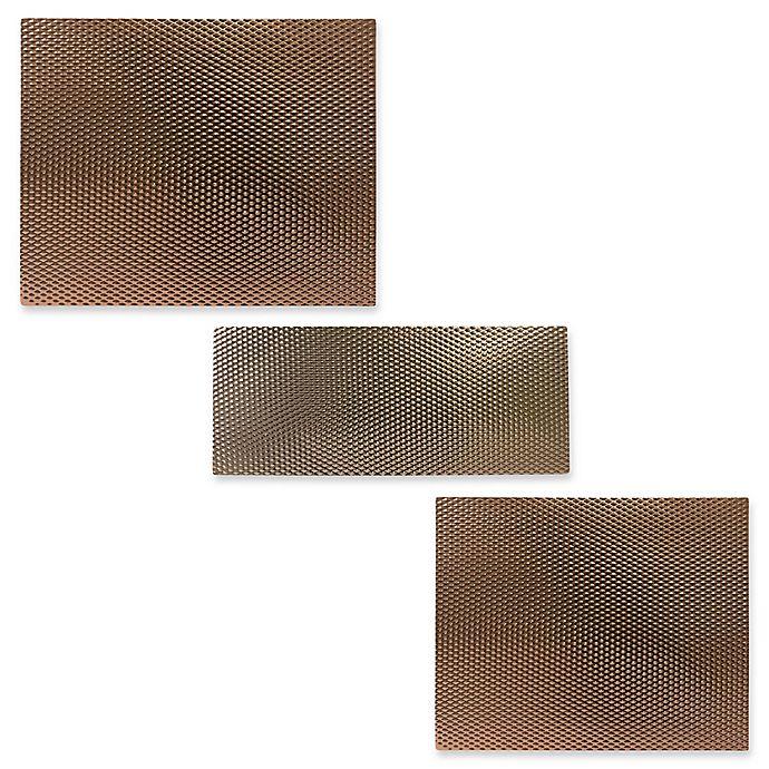 Alternate image 1 for Range Kleen CopperWave Counter Mat
