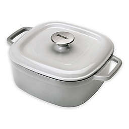 Bayou Classic® Enameled Cast Iron 4 qt. Covered Casserole