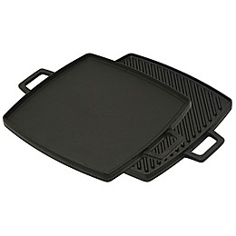 Bayou Classic® Cast Iron Reversible Stovetop Grill/Griddle
