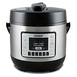 NuWave® 13-Quart Electric Pressure Cooker in Black