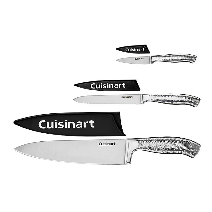 Alternate image 1 for Cuisinart® Classic Stainless Steel 6-Piece Chef Set