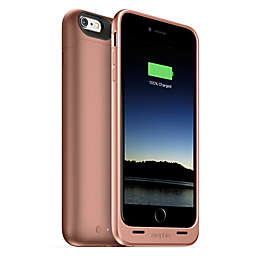 Mophie Mobile Battery Case in Rose Gold for iPhone 6S+