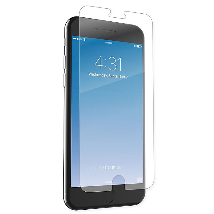 Alternate image 1 for ZAGG InvisibleShield Glass Screen Protector for iPhone 7/6S/6