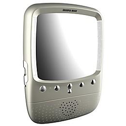 Sharper Image® LED Shower Bluetooth Radio in Satin Nickel