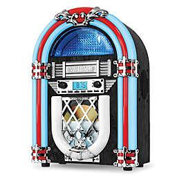 Victrola™ Bluetooth Countertop Jukebox in Silver