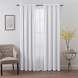 SmartBlock™ Chroma Rod Pocket Blackout Window Curtain Panel