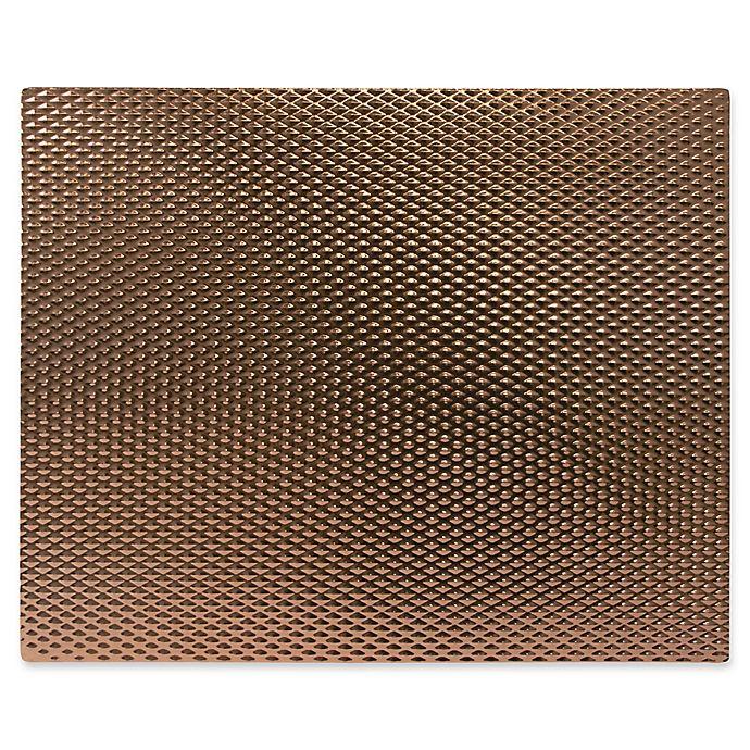 Alternate image 1 for Range Kleen CopperWave 14-Inch x 17-Inch Counter Mat