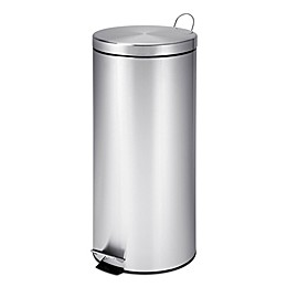 Honey-Can-Do® 30-Liter Step Trash Can