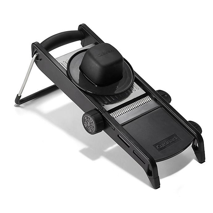 Alternate image 1 for Cuisinart® Mandoline Slicer in Black