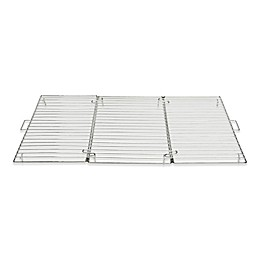 Patisse Foldable 12.63-Inch x 18.13-Inch Cool Rack in Metallic