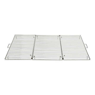 Patisse Foldable 12.63-Inch x 18.13-Inch Cool Rack in Metallic