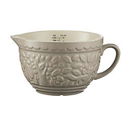 Mason Cash® Fox Stone Measuring Jug in Cream