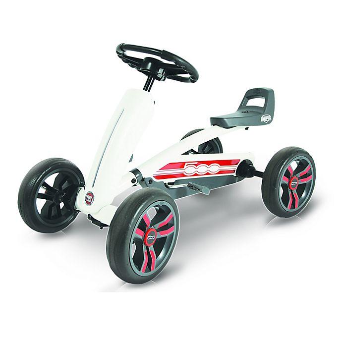 Alternate image 1 for BERG Buzzy Fiat 500 Pedal Kart