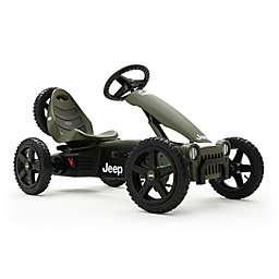 BERG Jeep® Adventure Pedal Kart