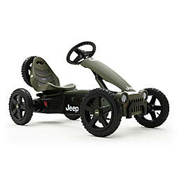 BERG Jeep® Adventure Pedal Kart