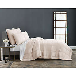 Wamsutta® Vintage Felicity Full/Queen Quilt in Blush