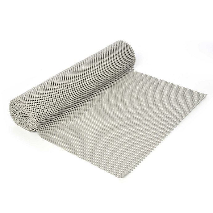 Alternate image 1 for Con-Tact  Grip Ultra Roll Non-Adhesive Shelf and Drawer Liner in Cool Grey
