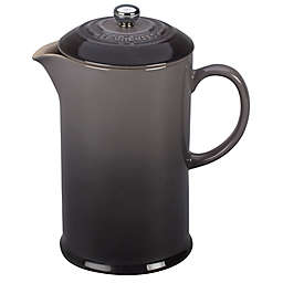 Le Creuset® 27 oz. French Press in Oyster