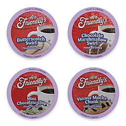 Friendly's 18-Count  Friendly's Ice Cream Flavored Coffee for Single Serve Coffee Makers