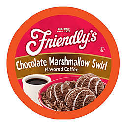 Friendly's® Chocolate Marshmallow Coffee Pods for Single Serve Coffee Makers 18-Count