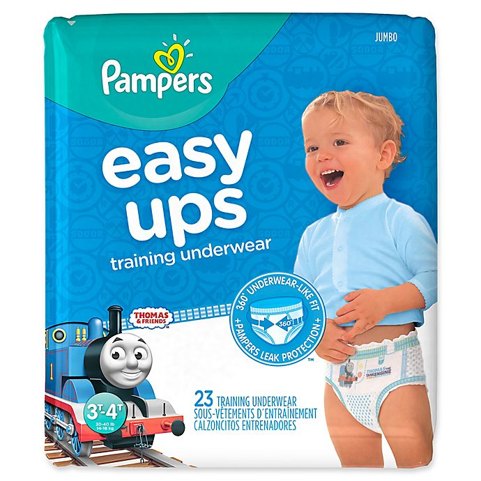 Alternate image 1 for Pampers® Easy Ups Boy's Training Underwear