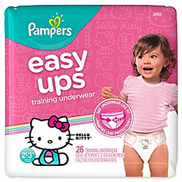 Pampers® Easy Ups Girl's Training Underwear