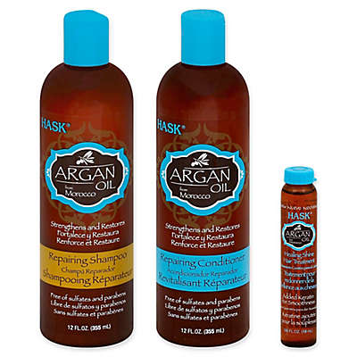 Hask Argan Oil from Morocco Hair Care Collection