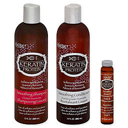 Hask® Keratin Oil Hair Care Collection