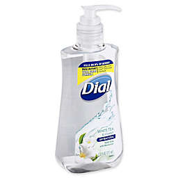 Dial® Antibacterial Hand Soap with Moisturizer in White Tea