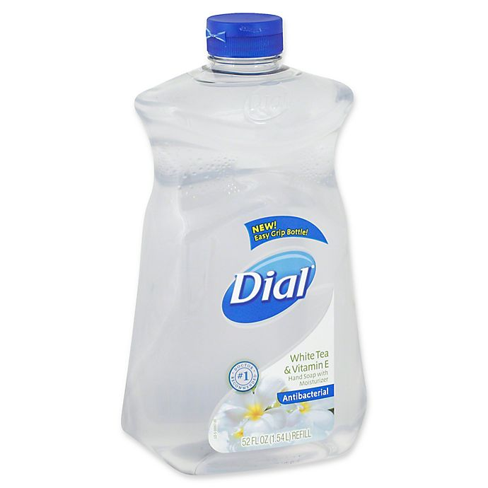 Dial 174 52 Fl Oz Antibacterial Hand Soap Refill With