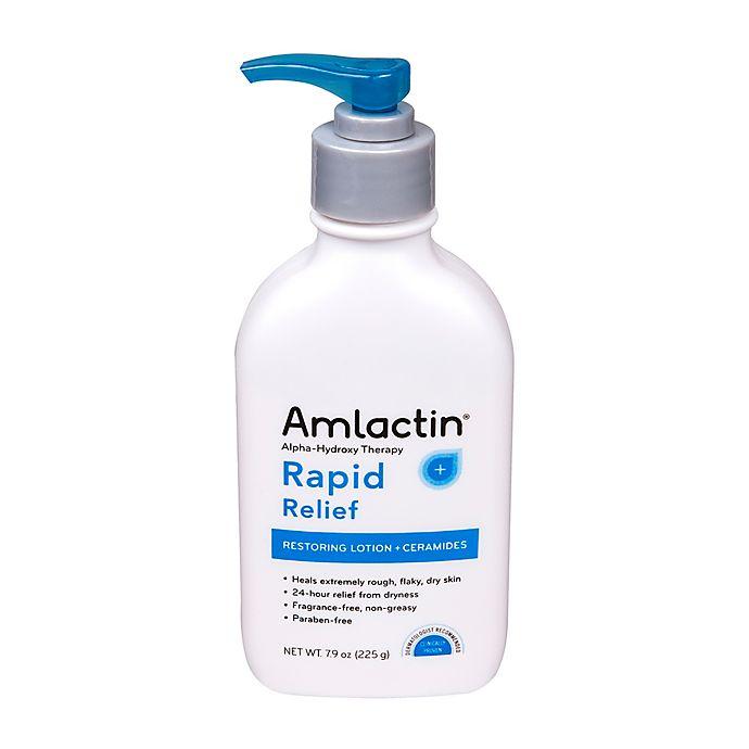 Alternate image 1 for AmLactin® 7.9  oz. Cerapeutic Restoring Body Lotion