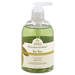 Clearly Natural Essentials 12 oz. Glycerine Hand Soap in Tea Tree