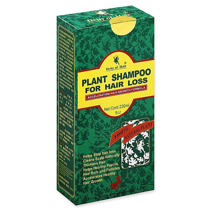 Alternate image 1 for Deity of Hair® 8 oz. Acceleration Hair Growth Formula Plant Shampoo for Hair Loss