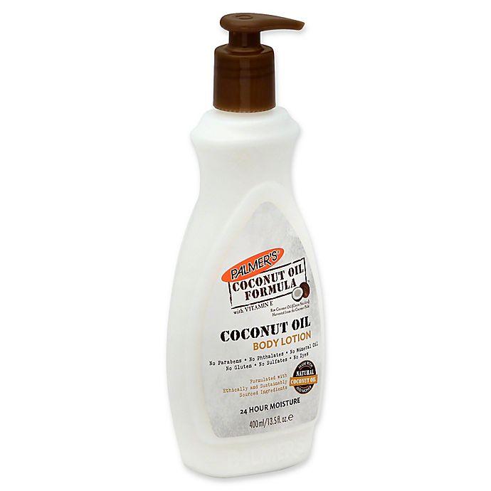 Alternate image 1 for Palmer's® 13.5 fl. oz. Coconut Oil Body Lotion