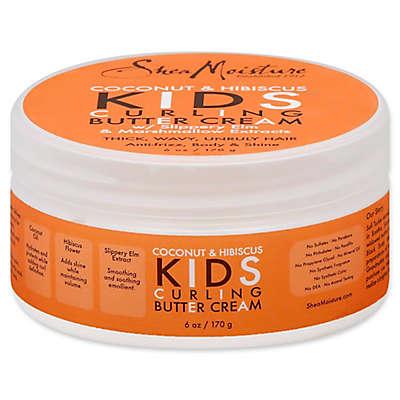 SheaMoisture® Kids 6 oz. Coconut & Hibiscus Curling Butter Cream