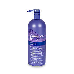Clairol® Shimmer Lights 31.5 fl. oz. Original Conditioning Shampoo for Blonde and Silver Hair
