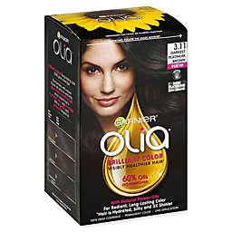 Garnier® Olia® Brilliant Color Permanent Hair Color in 3.11 Darkest Platinum Brown