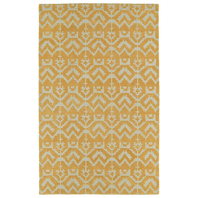 Alternate image 1 for Kaleen Lakota Mankato 3-Foot 6-Inch x 5-Foot 6-Inch Area Rug in Butterscotch