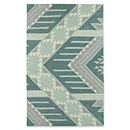Kaleen Lakota Winona 9' x 12' Area Rug in Mint