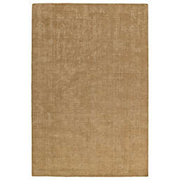 Kaleen Lauderdale Indoor/Outdoor Solid 2-Foot x 3-Foot Accent Rug in Sand